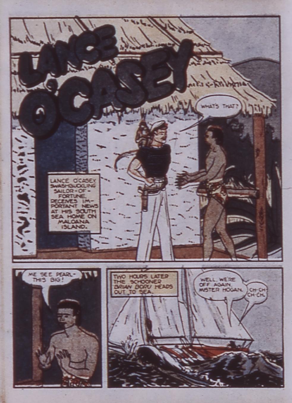 Read online WHIZ Comics comic -  Issue #3 - 42