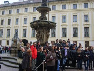 Хоровое пение в Праге