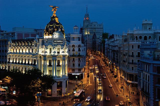 רשמו לפניכם: המלונות המומלצים ביותר במדריד ב-2021