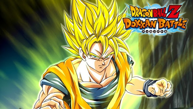 Download Dragon Ball Z Dokkan Battle Mod Apk Game