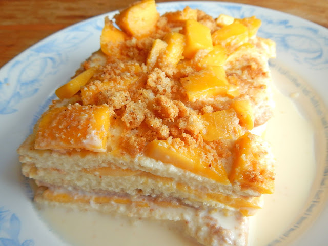 Mango Float  Recipe