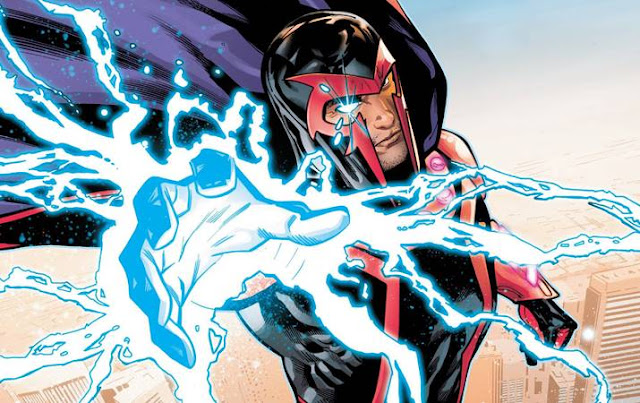 Kekuatan Magneto (Marvel Comics)