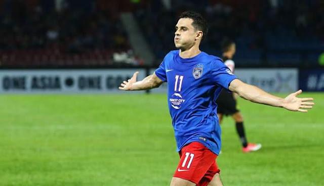 Top 5 Pemain Import Paling Terbaik Liga Super Malaysia 2017