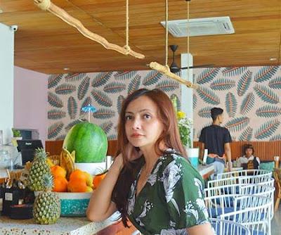 Leydia Asterina pemeran Sarifah di Topan dan Aisyah MNCTV
