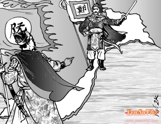 lịch sử việt nam qua các thời kỳ, chúa trịnh, sử việt