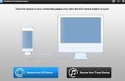 டேட்டா ரெகவரி மென்பொருள் [iPhone, iPad, iPod]