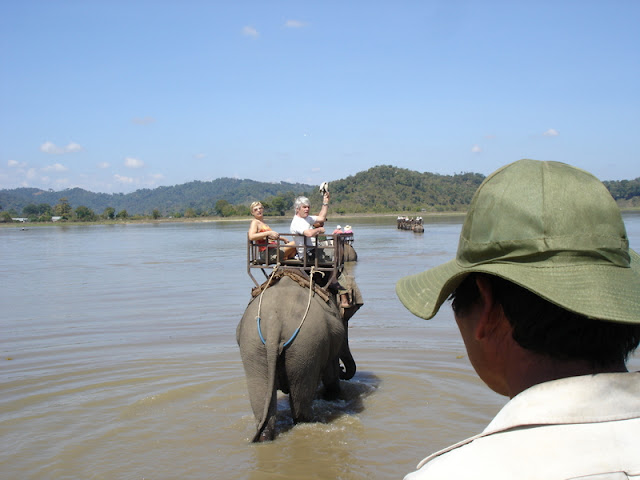 Elephant Ride in Lak Lake, Buon Ma Thuot