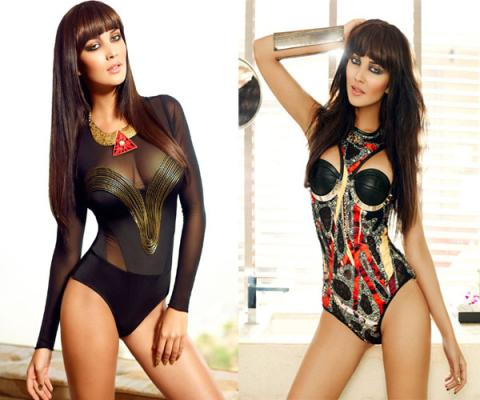 These Hot Photos of Amy Jackson that Prove She Is A Total Bombshell