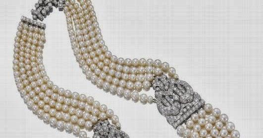 Press Mixer  Παραμυθένια κοσμήματα με μαργαριτάρια εκτίθενται στο Λονδίνο 080c433c9b4