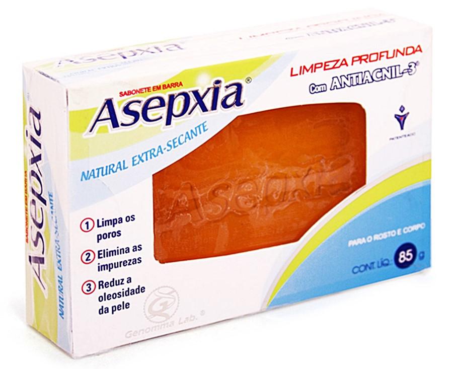 Resenhas: Sabonetes 'Fórmula Forte' e 'Natural Extra-Secante' - Asepxia