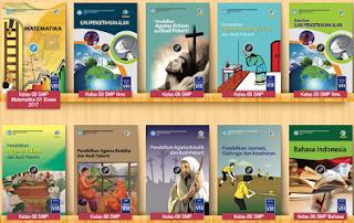 Buku Paket Kelas 8 Kurikulum 2013 Revisi Terbaru