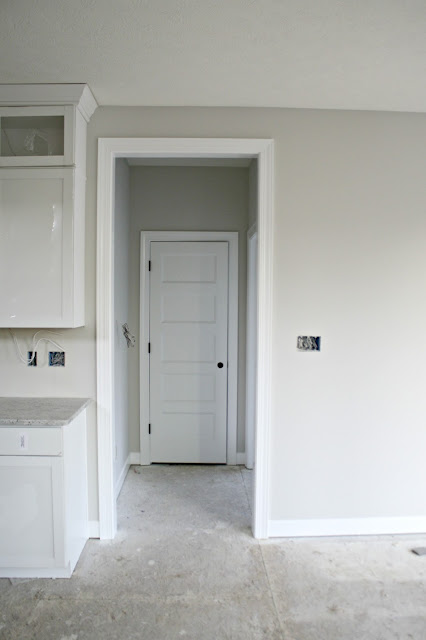white five panel doors