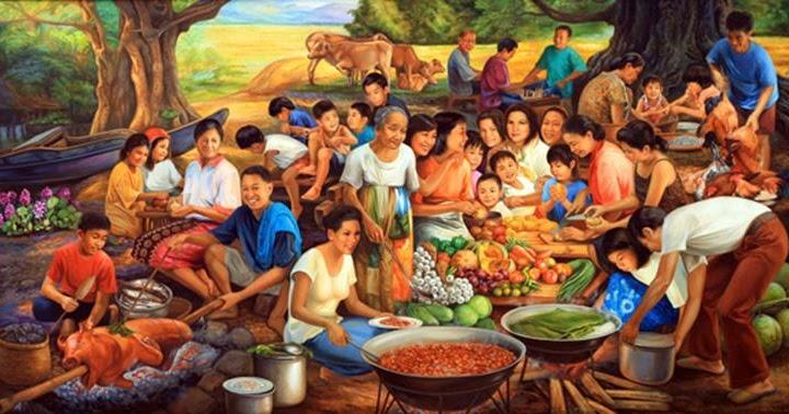 Filipino Food Aficionado Filipinos And Their Food