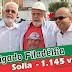Odejones Barbosa agradece aos eleitores pela expressiva votação ao Deputado Federal Jorge Solla.
