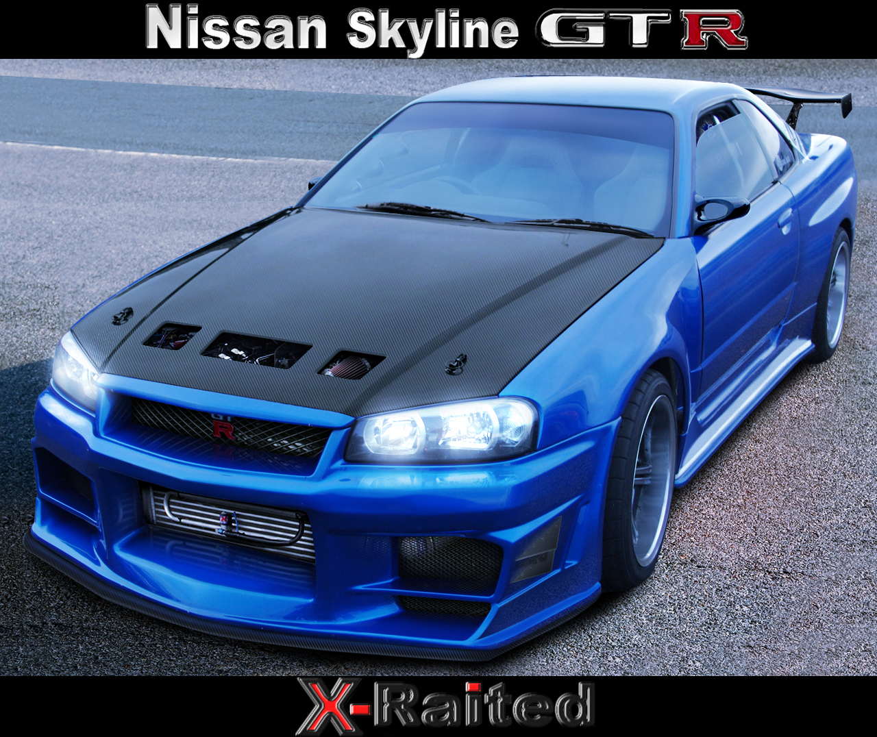 New Best Car: Nissan Skyline Gtr