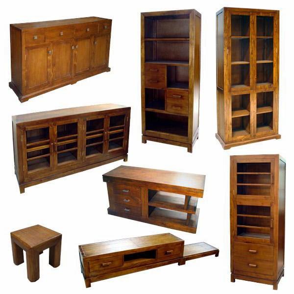 Harga Furniture Kantor Rumah Minimalis Jati Harga