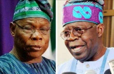 I Don't Know Bola Tinubu's Position In APC – Obasanjo