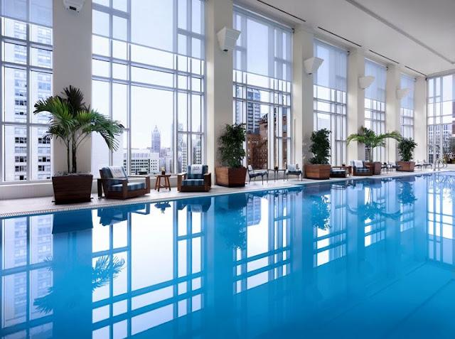 Fabulous Hotel Indoor Pools