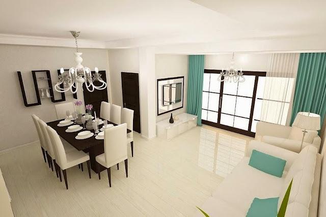 Design interior living case moderne Constanta