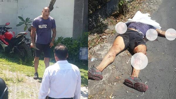 Amokrane Sabet Akhirnya ditembak Mati oleh Polisi