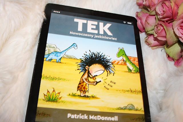 Tek Nowoczesny jaskiniowiec - Wydawnictwo Kinderkulka