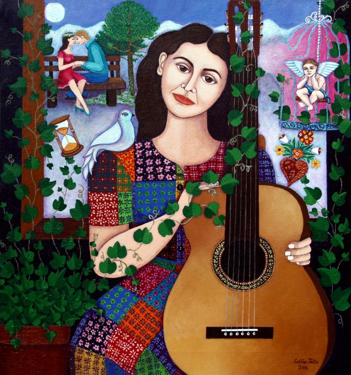 Чилийский художник