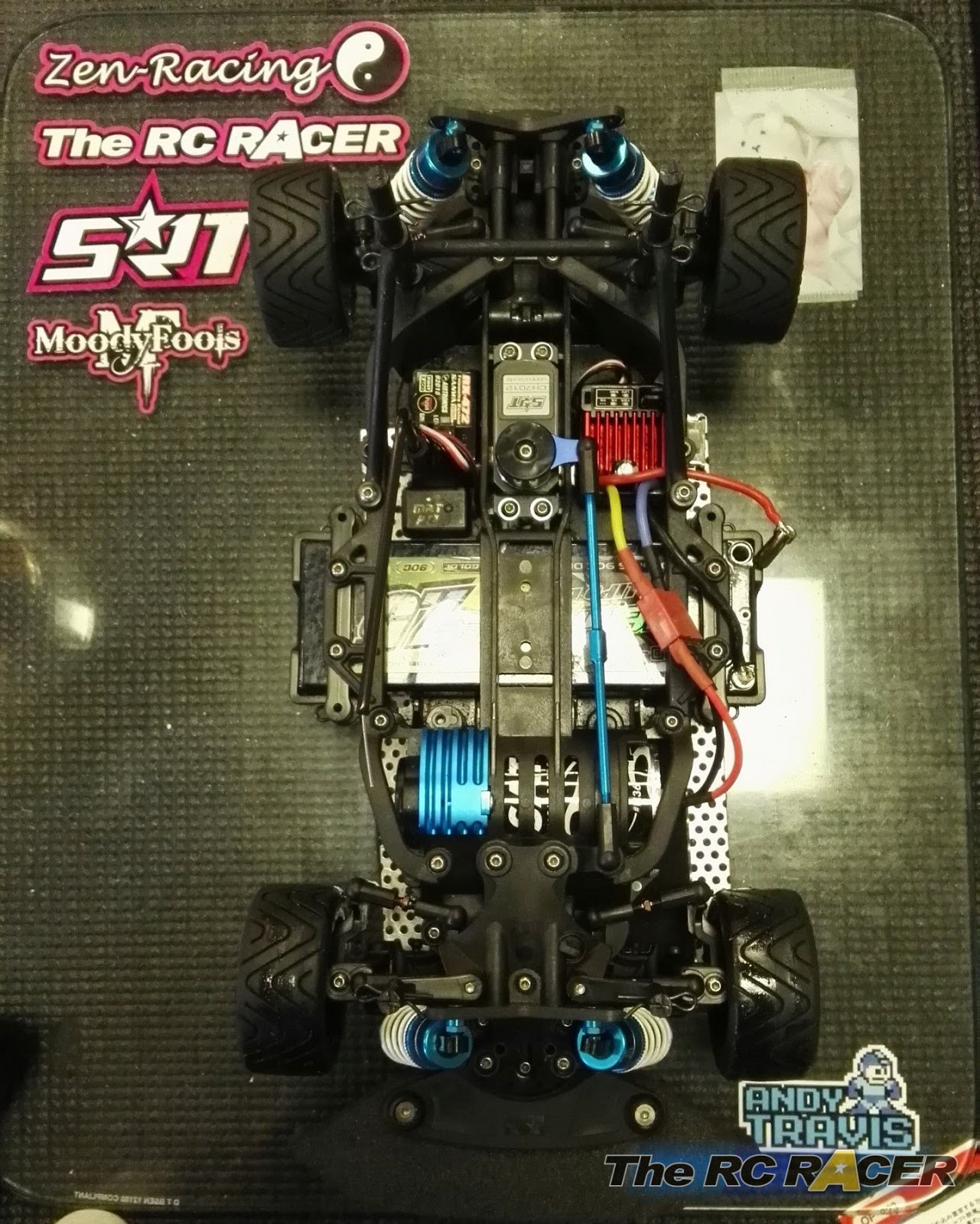 Tamiya M-07 Race Report and Carpet Set-up | The RC Racer