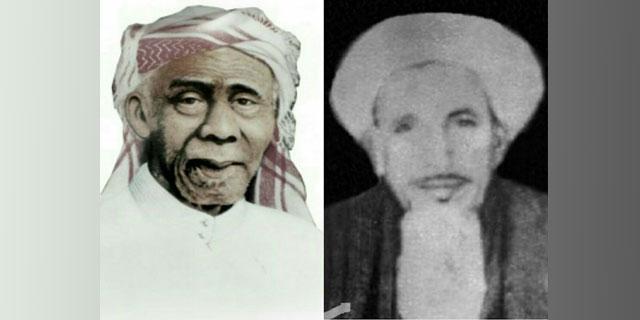 KH. Mohammad Hasan Genggong dan Habib Ali Al-Habsyi