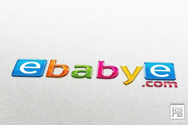bebek ürünleri için logo tasarımı