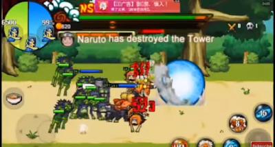Naruto Senki Mod All Character