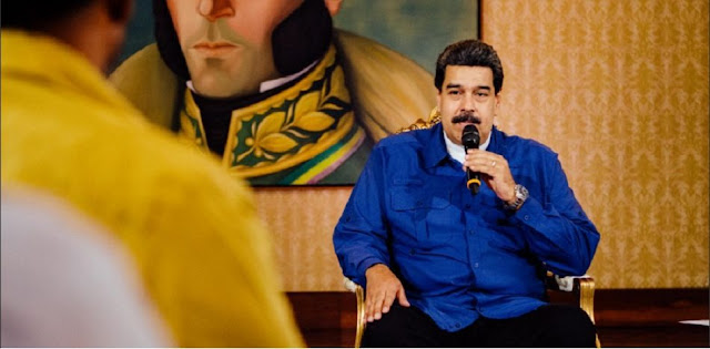"""Maduro ordenó con su """"puño y letra"""" millonario pago a Odebrecht"""