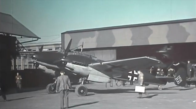 FalkeEins - the Luftwaffe blog: film footage of the Junkers