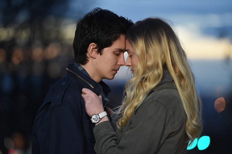 Time Freak Asa Butterfield Sophie Turner