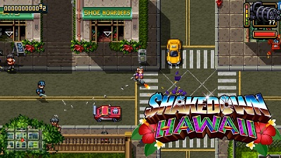 Shakedown Hawaii Review | Gameplay Preview