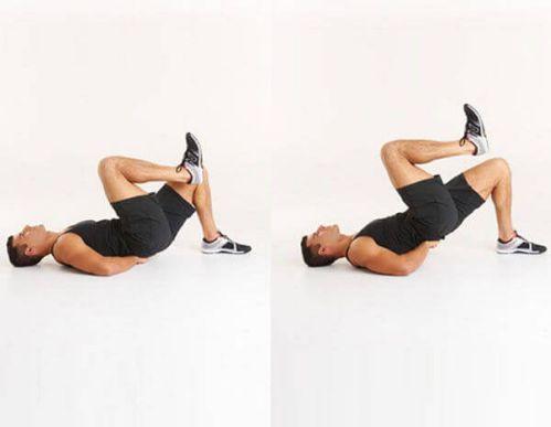 Tập mông cho nam hiệu quả