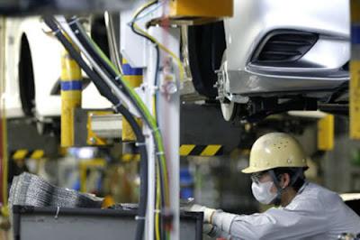 Indústria no Japão
