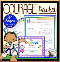 Courage Character Education