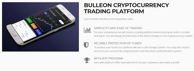 Bulleon Trading Platform