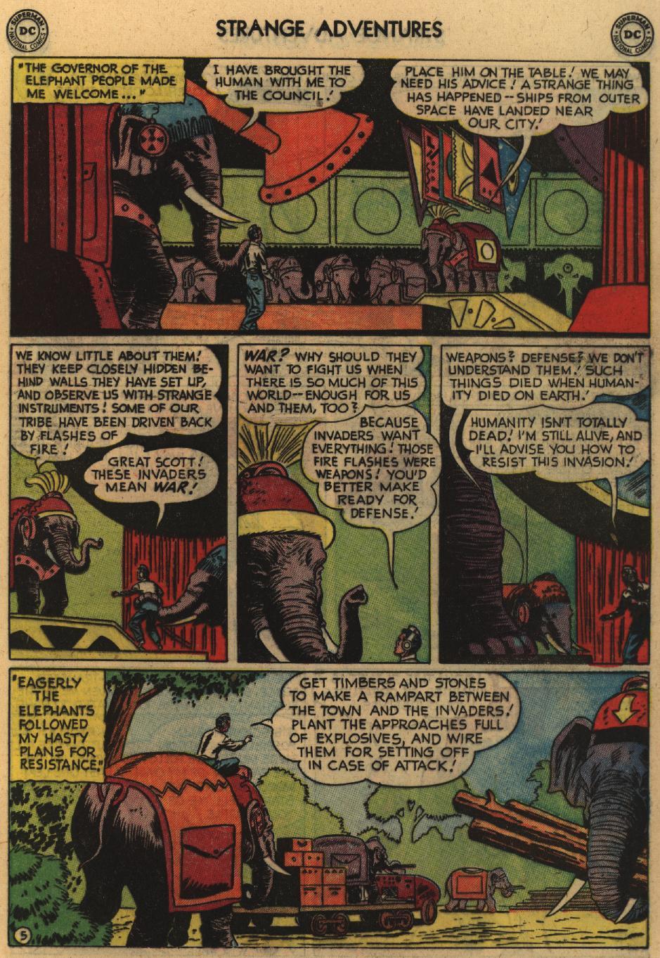 Strange Adventures (1950) issue 11 - Page 19