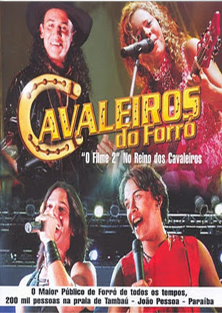 cd cavaleiros do forro vol 8
