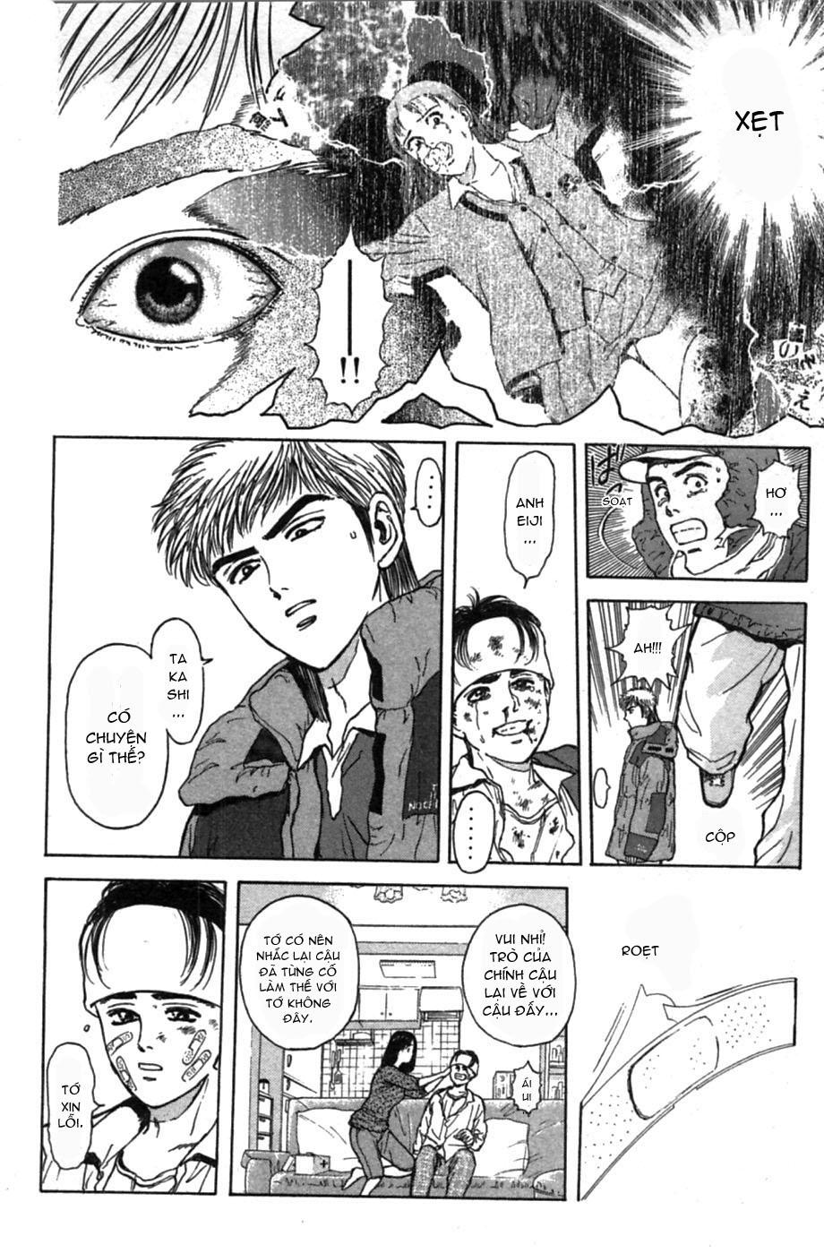 Psychometrer Eiji chapter 44 trang 17