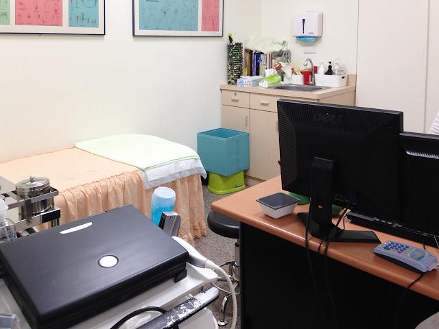 好痛痛 沅昇復健科診所 診間 超音波 看診 看醫生