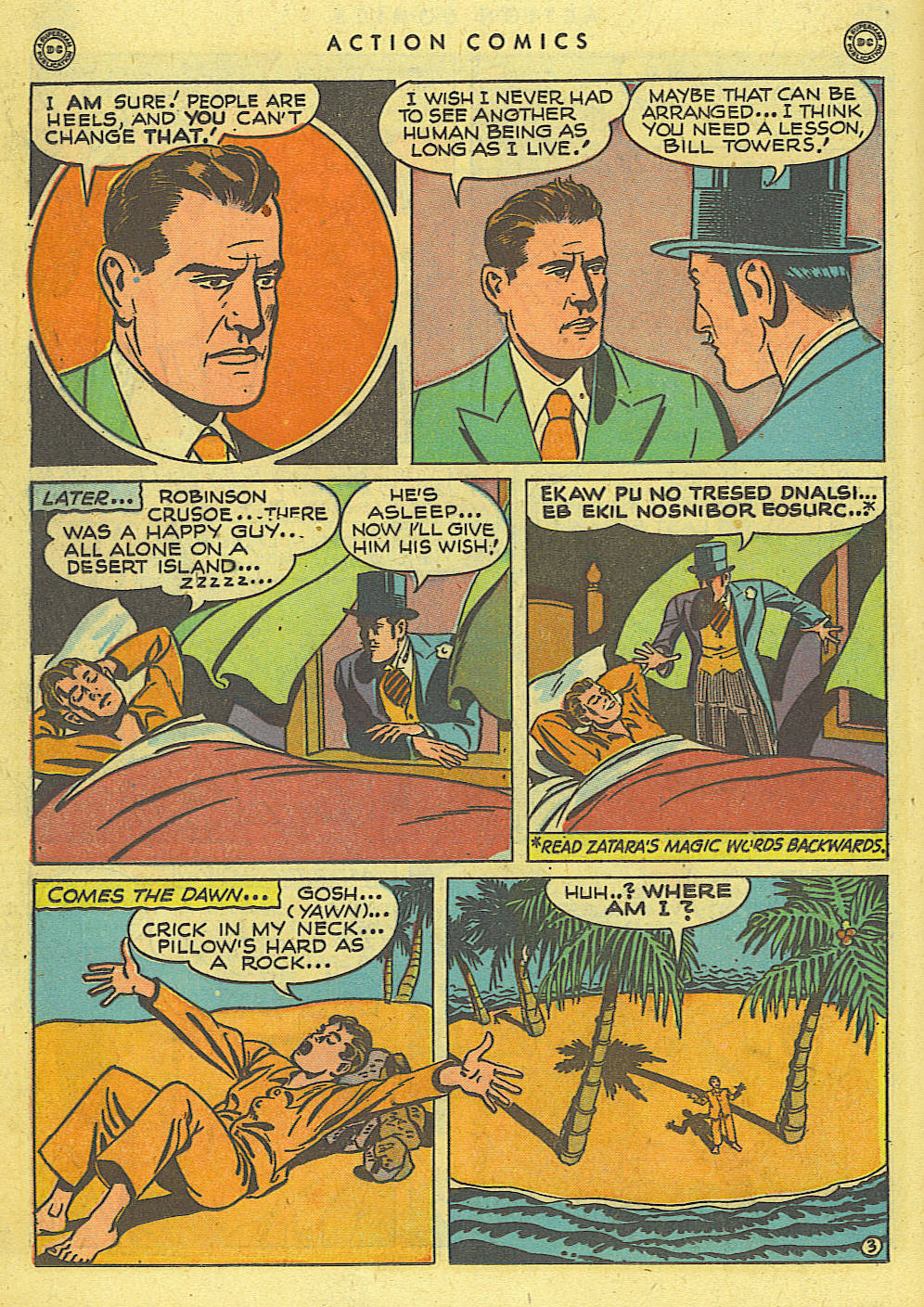 Read online Action Comics (1938) comic -  Issue #118 - 22