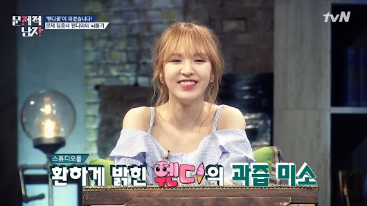 Hot Brain: Problematic Men Ep.77 Quesions (Brain Warm-ups) with Wendy of Red Velvet