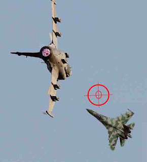South African Air Force SAAF SAAB Gripen Versus Angolan Air Force Sukhoi Su-30K Flanker