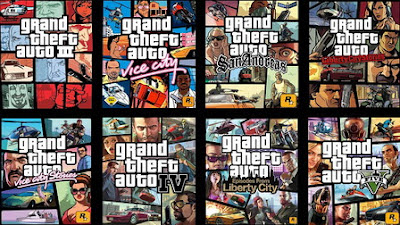 Game PC Terbaik - GTA