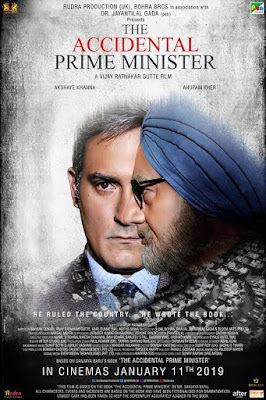 The Accidental Prime Minister (2019) Desi Pre-DVDRip 700MB