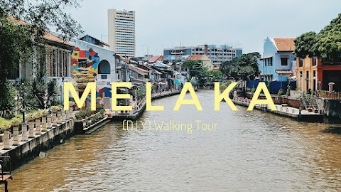 (D.I.Y) Walking Tour di Melaka