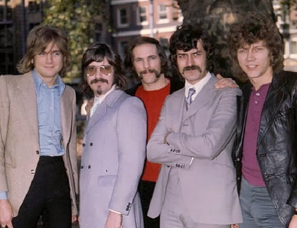 Classic Rock Here And Now: Michael Pinder Exclusive: The Moody Blues