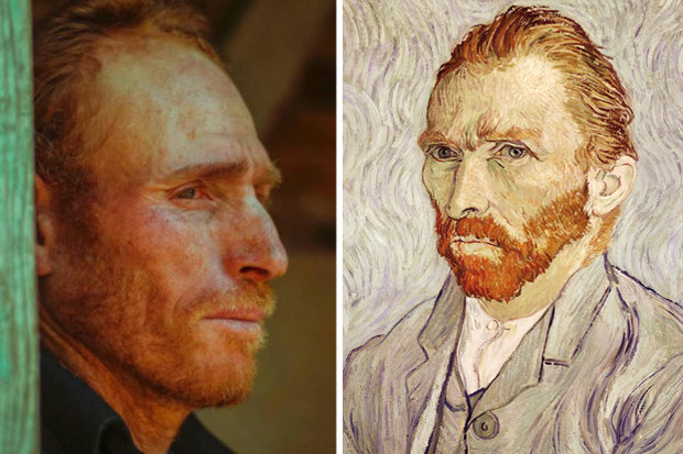 Gassa es identico a Van Gogh